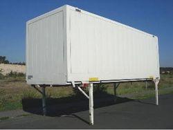 Möbellagerung in Containern